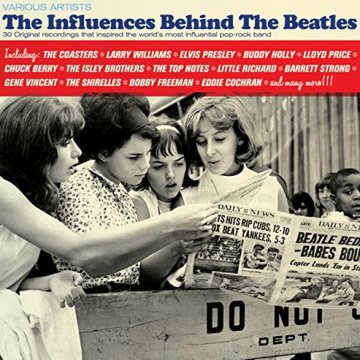 The Influences Behind The Beatles (CD)