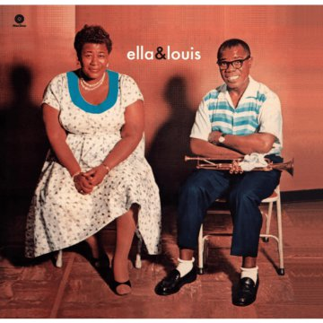Ella & Louis (High Quality Edition) Vinyl LP (nagylemez)