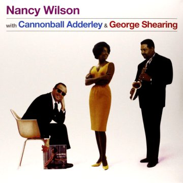 With Cannonball Adderley & George Shearing (CD)