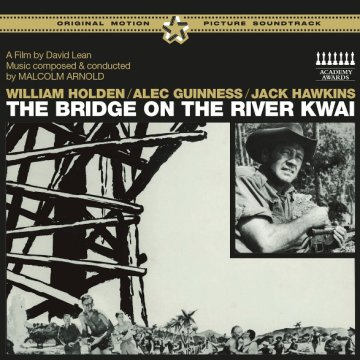 The Bridge on the River Kwai (CD)