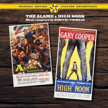 The Alamo/High Noon (Limited Edition) CD