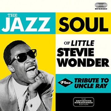 The Jazz Soul of Little Stevie/Tribute to Uncle Ray (CD)