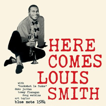 Here Comes Louis Smith (HQ) (Limited Edition) Vinyl LP (nagylemez)
