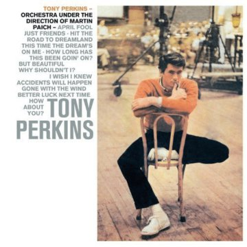 Tony Perkins/On a Rainy Afternoon (CD)
