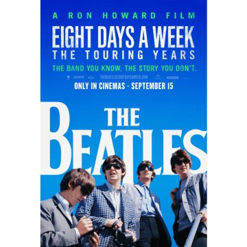 The Beatles: Eight Days a Week (Blu-ray)