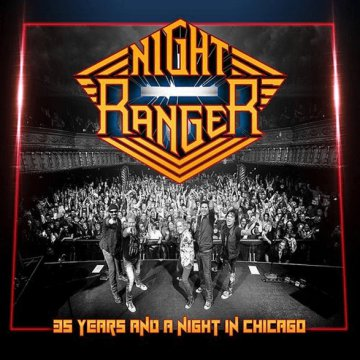 35 Years and a Night in Chicago (Digipak) CD + DVD