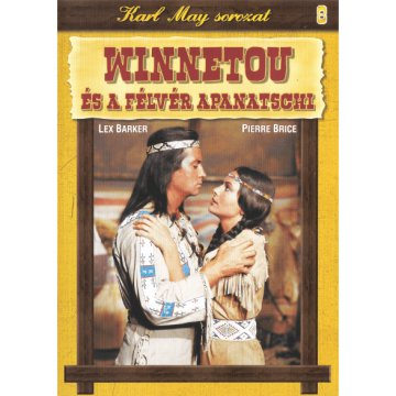Karl May 08.- Winnetou és a félvér Apanatschi (DVD)