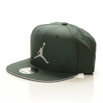 Jordan Jumpman Perforated Snapback Hat