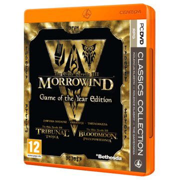 The Elder Scrolls III: Morrowind - Game of the Year Edition (PC)