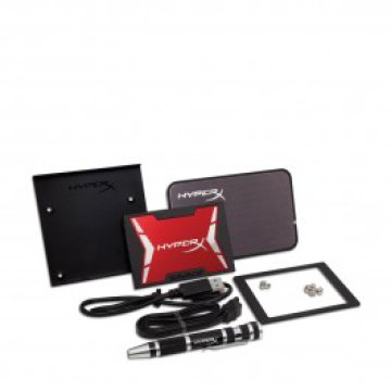 Kingston - HyperX SAVAGE 480GB SATA3 2.5 SSD Bundle Kit