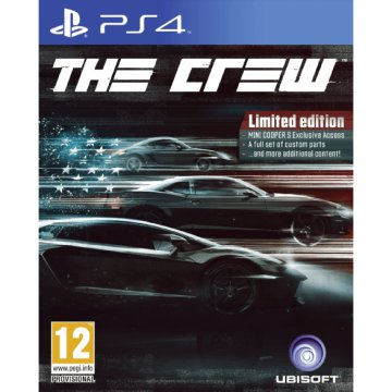 The Crew (Day 1 Edition) PS4