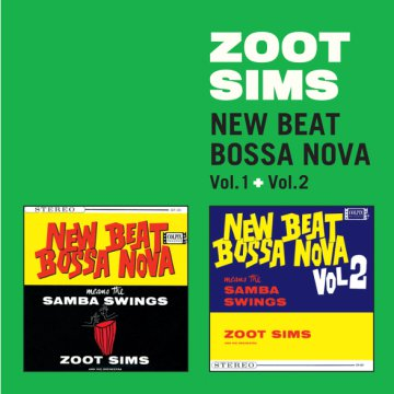 New Beat Bossa Nova Vols 1 & 2 (CD)