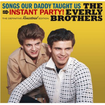 Songs Our Daddy Taught Us (CD)