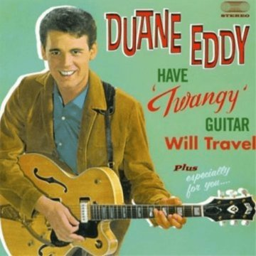 "Have ""Twangy"" Guitar, Will Travel (CD)"