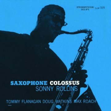 Saxophone Colossus/Work Time (CD)