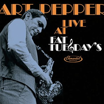 Live at Fat Tuesdays (CD)
