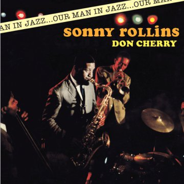 Our Man in Jazz (CD)