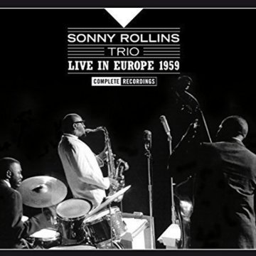Live in Europe 1959 (CD)