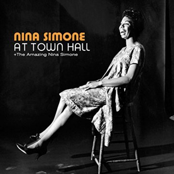 At Town Hall/The Amazing Nina Simone (CD)