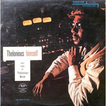Thelonious Himself (CD)