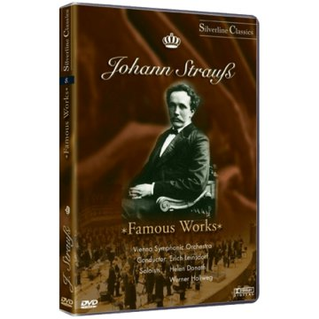 Johann Strauss: Famous Works (DVD)