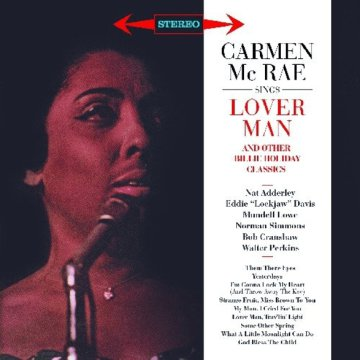 Sings Lover Man & Other Billie Holiday Classics (CD)