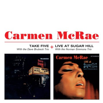 Take Five/Live at Sugar Hill (CD)
