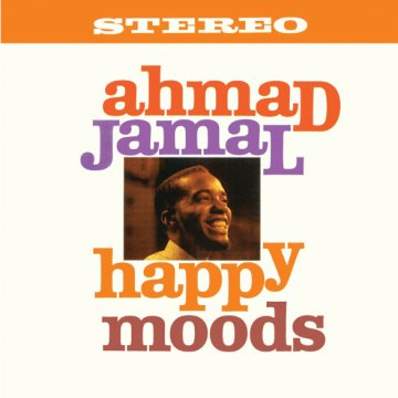 Happy Moods/Listen to the Ahmad Jamal Quintet (CD)