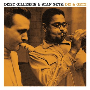 Diz & Getz (Remastered Edition) CD