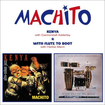 Kenya/With Flute to Boot (CD)