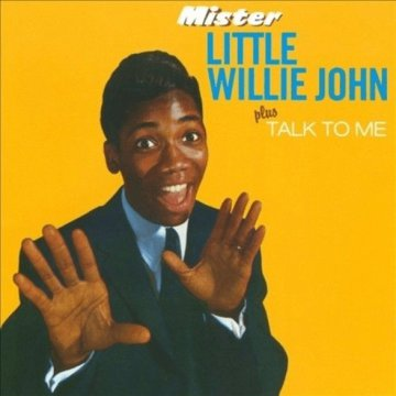 Mister Little Willie John/Talk to Me New (CD)