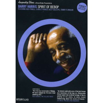 The Spirit of Bebop (DVD)