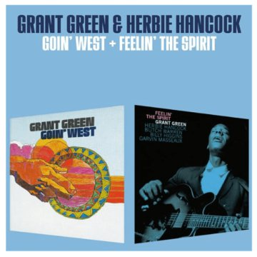Goin' West / Feelin' the Spirit (CD)