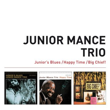 Junior's Blues/ Happy Time/Big Chief! (CD)