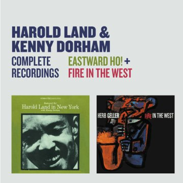 Complete Recordings: Eastward Ho!/Fire in the West (CD)