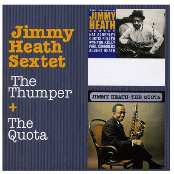 The Thumper / The Quota (CD)