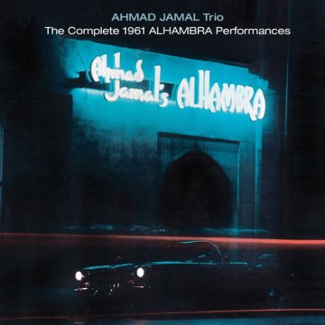 Complete 1961 Alhambra Performances (CD)