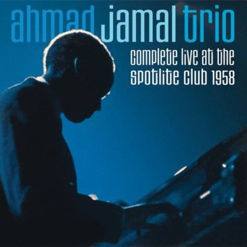 Complete Live at the Spotlite Club 1958 (CD)