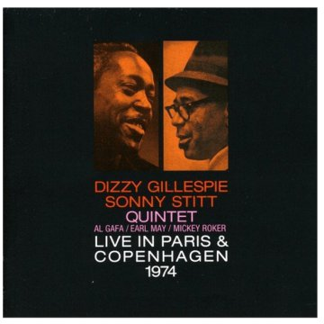 Live in Paris & Copenhagen 1974 (CD)