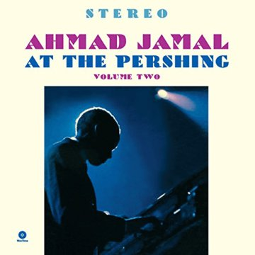 Live at the Pershing Vol. 2 (HQ) Vinyl LP (nagylemez)