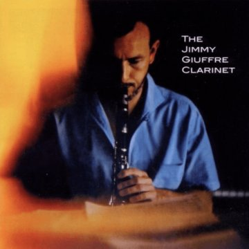 Jimmy Giuffre Clarinet (CD)