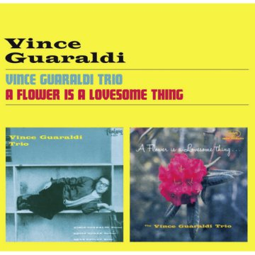 Vince Guaraldi Trio / A Flower is a Lovesome Thing (CD)