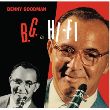 B.G. in Hi-Fi (CD)