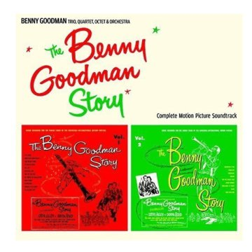 Complete Benny Goodman Story OST (CD)