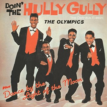 Doin' The Hully Gully/Dance By The Light Of The Moon (CD)