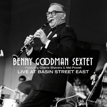 Live at Basin Street East (CD)