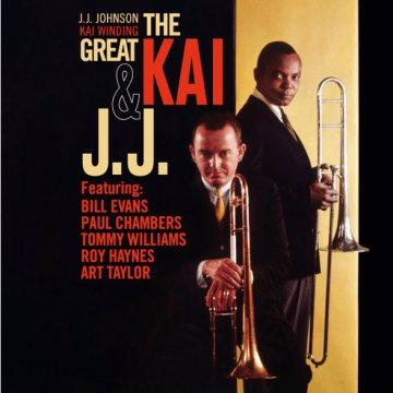 The Great Kai & J.J. (CD)