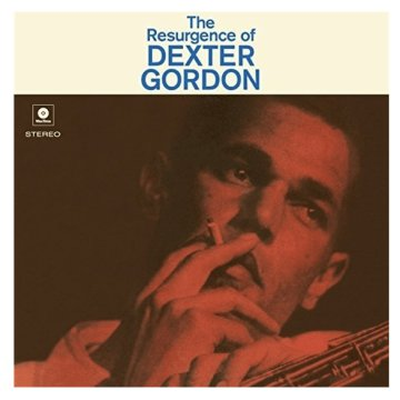 Resurgence of Dexter Gordon (High Quality, Limited Edition) Vinyl LP (nagylemez)