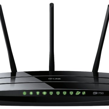 ArcherC7 AC1750 dual band gigabit wireless router