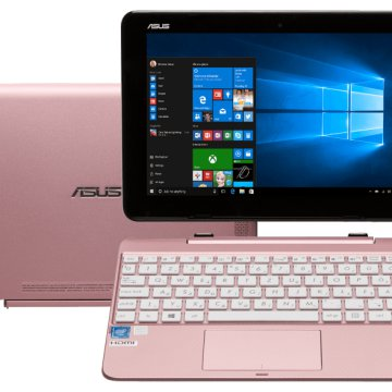 "Transformer Book pink-arany 2in1 eszköz T101HA-GR033T (10,1""/Intel Atom/4GB/128GB/Windows 10)"